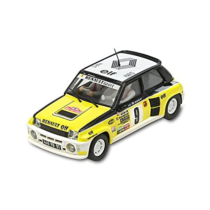 Image Unavailable. Image not available for. Color: Renault 5 Turbo