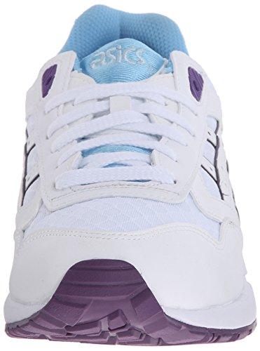 Asics Kvinder Gel Saga Mode Sneaker Hvid / Hvid 7gvH3KB