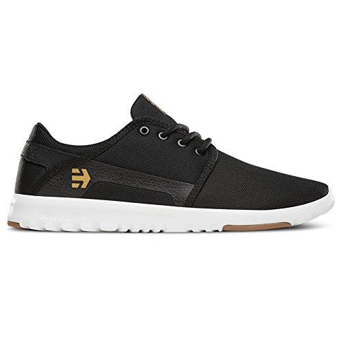 Top Men's Black Low Scout Shoes 979 Etnies Sneaker 6tfgqdxqw