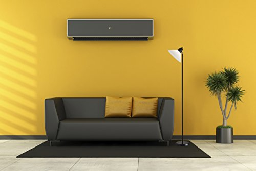 Adesso 3677 01 swivel 71 5 floor lamp black finish for Colores para oficinas modernas