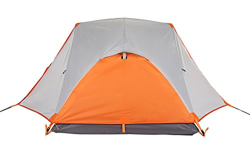 Survivalist Backpacking Tents 2 Person Lightweight Expedition Tent Motorcycle Camping Hiking Hunting Fishing Private Shelters by Survivalist