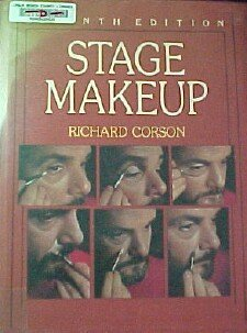 Stage Makeup, 7th Edition by Richard Corson (1986-01-01) Hardcover