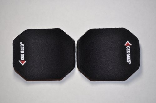 (Cee Gees Cushy's Aerobar Pads (Vision Tech Large) CYVT01)