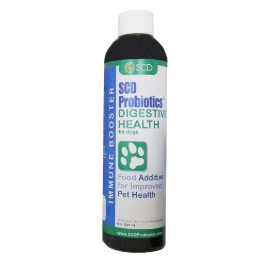 SCD Probiotics A127-AV Digestive Health for Dogs, 8-Ounce, My Pet Supplies