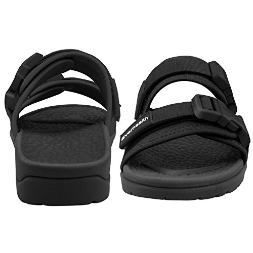 96e036805e55fe Everhealth Orthotic Sandal Women Buckle Slide Sandals Peep Toe Outdoor  Slippers with Arch Support for Plantar