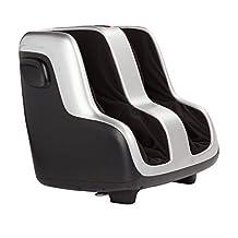 """""""Reflex-4"""" Foot & Calf Shiatsu Massager with Patented Figure-8 Technology"""