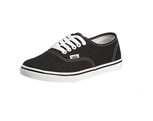 2b322d6a3d Galleon - Vans Classic Authentic Lo Pro Sneakers Black Black 6 B(M) US Women    4.5 D(M) US Men