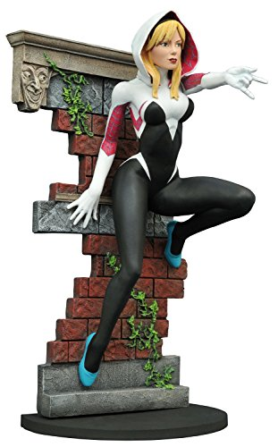 Marvel Gallery: Spider-Gwen Unmasked Figure SDCC 2016 Exclusive Limited Edition of 3,000