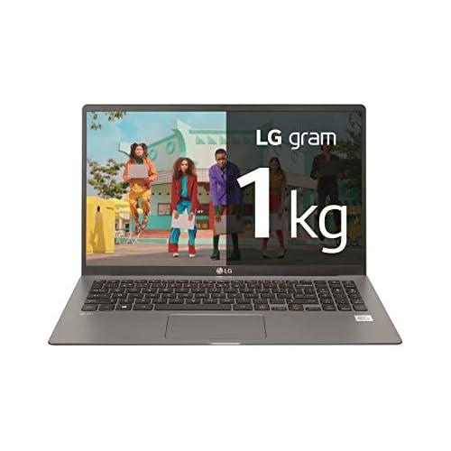 chollos oferta descuentos barato LG gram 15Z90N V AR52B Ordenador portátil ultraligero de 15 6 FullHD IPS Intel Core i5 1035G7 8GB RAM 256GB SSD Windows 10 Home Plata Teclado QWERTY Español