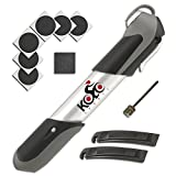Premium Mini Bicycle Pump By Kolo Sports - Best Reviews Guide