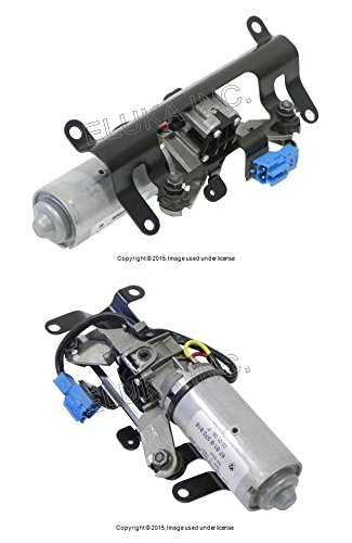 BMW Genuine Convertible Top Motor For Convertible Top Locks Z4 2.5i Z4 3.0i Z4 3.0si Z4 M3.2 ()