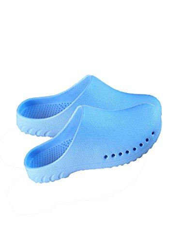 cleanpower - Calzado de protección para mujer azul claro