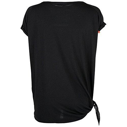 Chiemsee Abby T–Camiseta para mujer negro