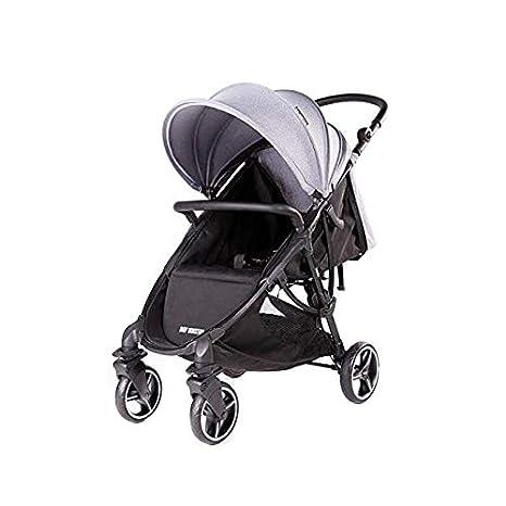 Baby Monsters Phoenix color gris - silla de paseo + regalo Cool-Dreams: Amazon.es: Bebé