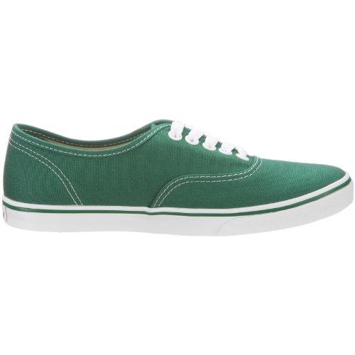 Vans U AUTHENTIC LO PRO VGYQ1W5 - Zapatillas de deporte de tela unisex, color negro, talla Fällt aus Normal Verde
