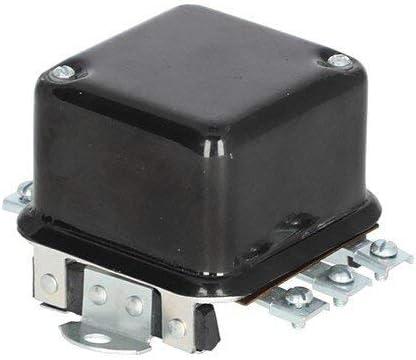 Amazon.com: Voltage Regulator - 6 Volt - 4 Terminal - Flat ... on
