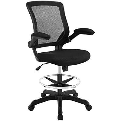 modway-veer-drafting-chair-in-black