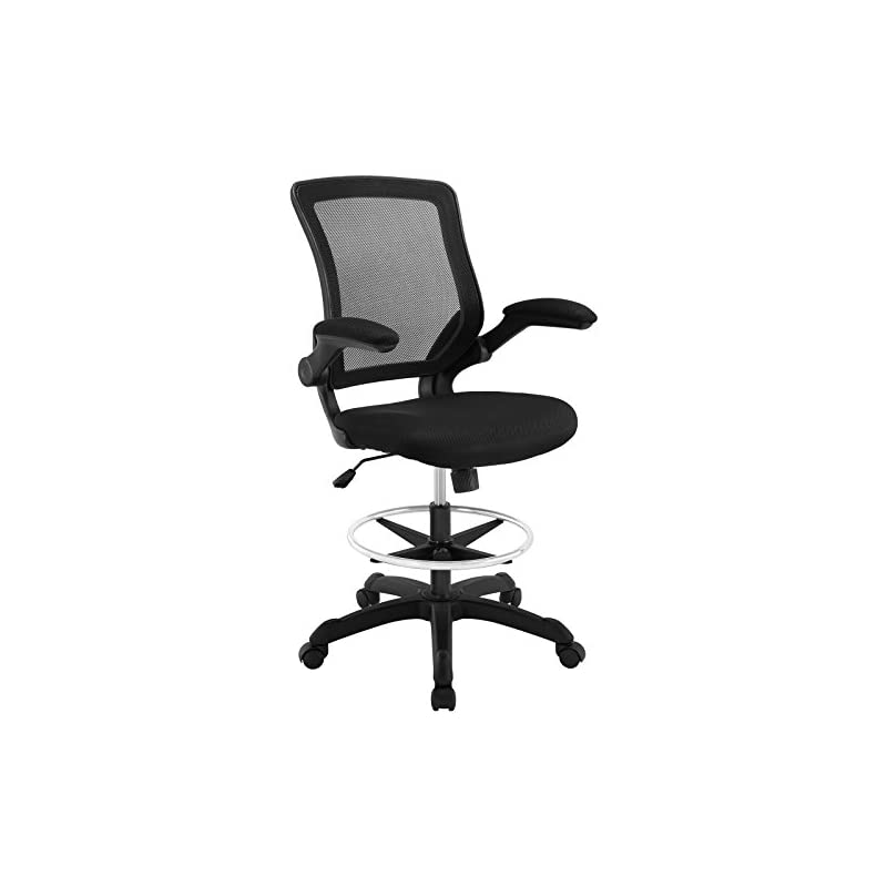 modway-veer-drafting-chair-in-black