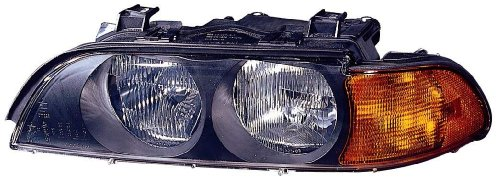 - Depo 344-1110L-ASN BMW 5 Series Driver Side Replacement Headlight Assembly