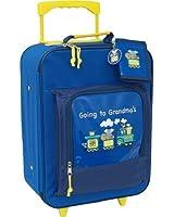 Mercury Luggage Children's Going to Grandma's Wheeled Upright