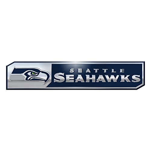 NFL Seattle Seahawks Truck Emblem, 2-Pack