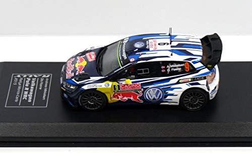 OPO 10 - VW Polo R WRC A.Mikkelsen/O.FLOENE Rally Monte-Carlo 2015 ...