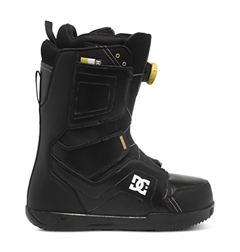 DC Men's Scout Snowboard Boot, Black, (Scout Boa Snowboard Boots)