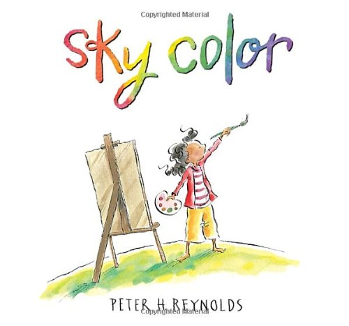 Book Cover: Sky Color
