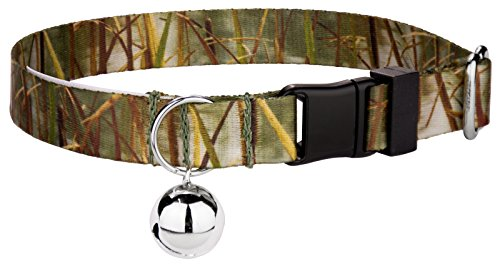 Image of Country Brook Petz Waterfowl Camo Featherweight Cat Collar