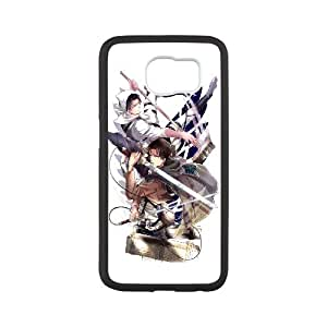 Printed Phone Case Attack on Titan 01 For Samsung Galaxy S6 RZ1N00827