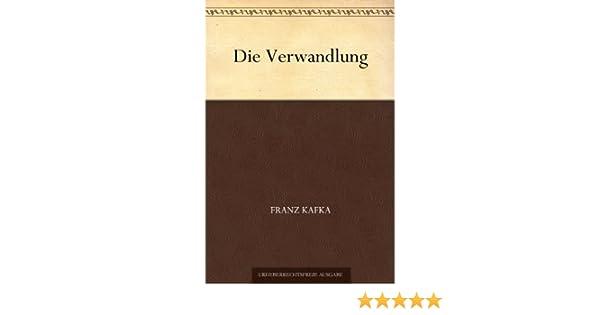 Die Verwandlung (German Edition) eBook: Franz Kafka: Amazon.es ...