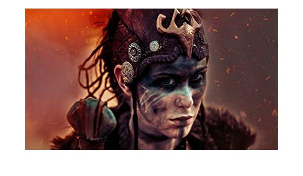 Amazon.com: bribase shop Hellblade Senuas Sacrifice Game ...
