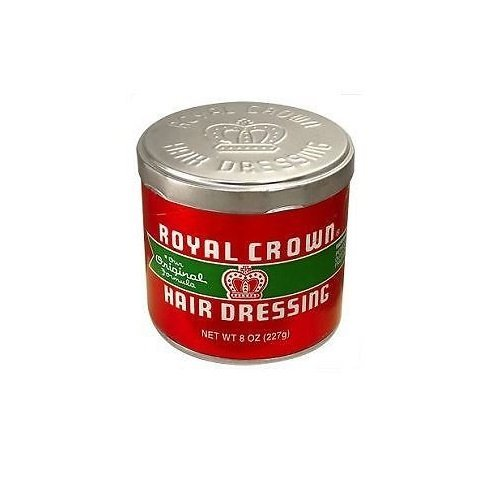 Royal Crown Hair Dressing Pomade, 8 Ounce Royal Crown Pomade