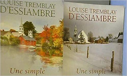 Amazon Fr Une Simple Histoire D Amour T1 Et T2 L Incendie