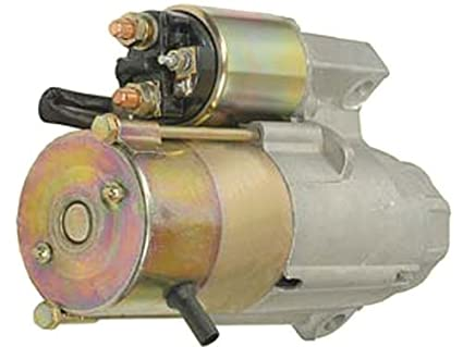 Crank N Charge 6472N Replacement Starter Fits