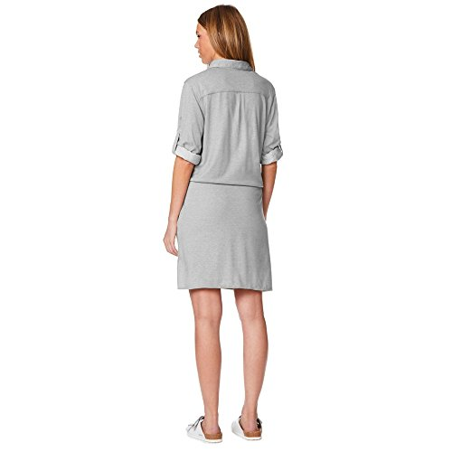 NOSILIFE MARL GREY Craghoppers DAKU SOFT UK16 DRESS WOMENS 5xp1fBqz