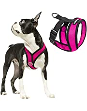 Gooby 04110 Choke Free Comfort X Harness for Small Dogs