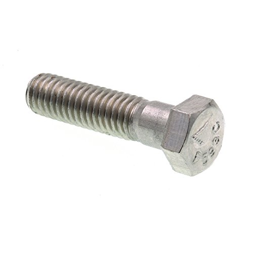 Prime-Line 9059638 Hex Bolt, 3/8 in-16 X 1-1/2 in, Grade 304 Stainless Steel, Pack of 25 by Prime-Line Products (Image #2)