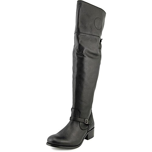 Womens Boots 76102 Black Leather