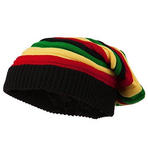 asta OSFM (Rasta Beanie Hat)