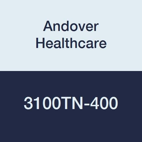 Image of Adhesive Bandages Andover Healthcare 3100TN-400 Coflex Non-Woven Cohesive Self-Adherent Wrap, 15' Length, 1' Width, Tan, Latex Bulk (Pack of 400)