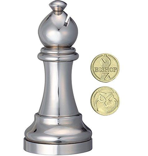 (Cast Puzzle Premium Series -Chess Puzzle- Bishop)