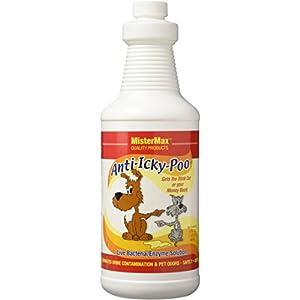 Mister Max Original Scent Anti Icky Poo Odor Remover, Quart Size 1