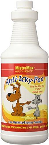 Mister Max Original Scent Anti Icky Poo Odor Remover, Quart Size