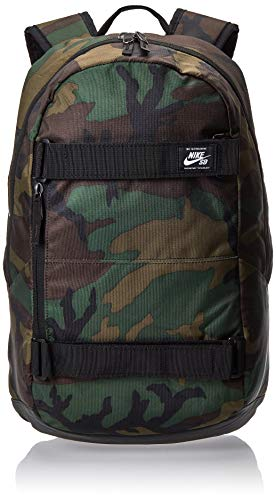 Cereal suave Vacunar  Buy Nike SB Courthouse Polyester Laptop Backpack Army (Multicolor) at  Amazon.in