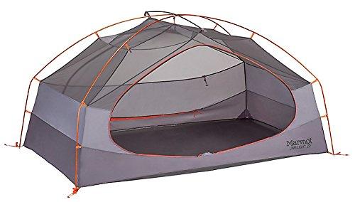 Marmot Unisex Limelight 2P Tent, Cinder/Rusted Orange - One Size by Marmot (Image #4)