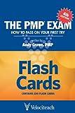 The PMP Exam: Flash Cards (Test Prep series)
