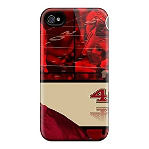 GJC6011Opjy PamarelaObwerker Awesome Cases Covers Compatible With Iphone 6 Plus - San Francisco 49ers