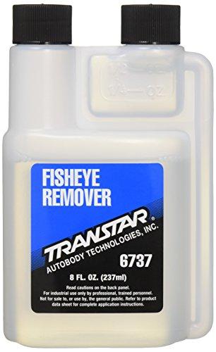 TRANSTAR 6737 Fisheye Remover - 8 oz. Bottle (Smoothie Fisheye Eliminator)