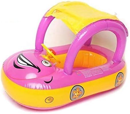 Inflable bebé flotador asiento barco piscina de agua playa coche ...
